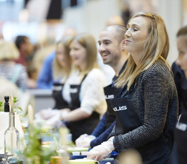 BBC Good Food's FEAST masterclass