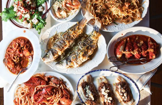 Italy feastofsevenfishes