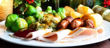 UK.christmas.dinner.turkey.sprouts.food (1)