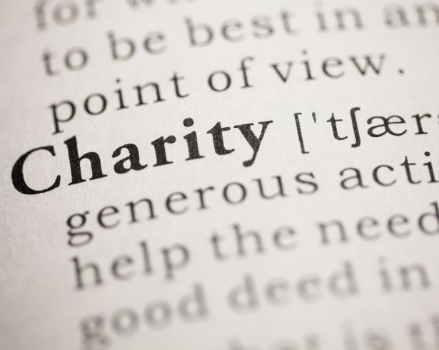 charity definition dictionary