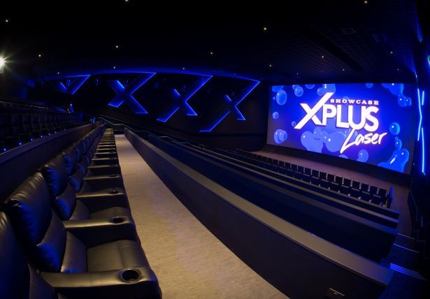Showcase Cinema de Lux Bluewater new XPlus screen 2
