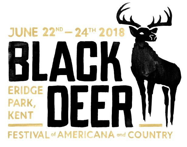 Black.Deer.logo
